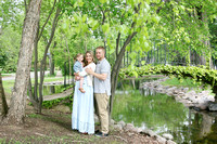 The Herouxs {Maternity}